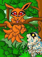 Cutey Demons X3 by CyanFox3