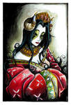 Priestess by sinyx