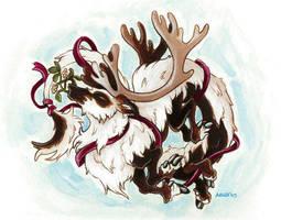 Rein Dragon by sinyx