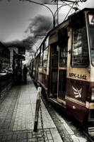 tram by Lojek