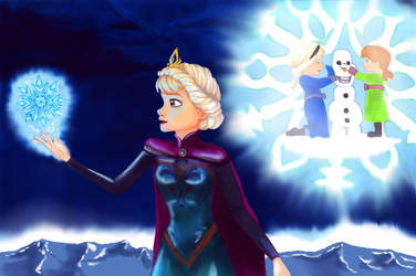 Frozen - Let It Go by PaulineFrench