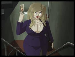 Jackie. by TangledSyntax