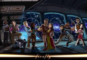 Firefly by LucasZebroski