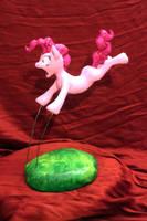 Surprised Pinkie Pie Sculpt by MiiruFae