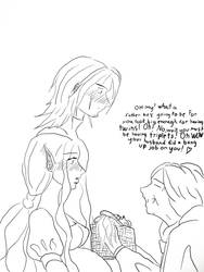 its not a baby -_-lll by Fruitful-Gima