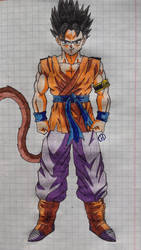 Dragon Ball Fusions: KUHAN by Darkhameleon