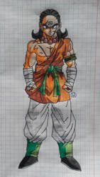 Dragon Ball Fusions: EX TIENCHA by Darkhameleon