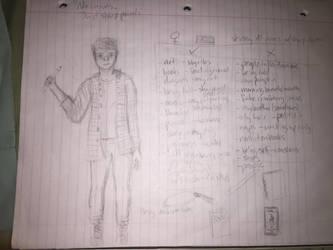 Meet the Artist by Shadowstorm133