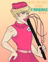 Umbridge Style by NeedleToTheGroove