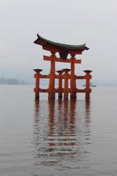 Itsukushima[V] by SumairiiSan