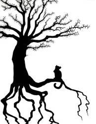 Cat Tree by chibiyin
