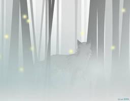 in the fog by chibiyin