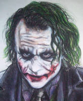 The Joker by laurac-phan