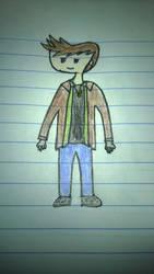 Dean Winchester by Zena-Xina