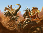 Western Chronicles by AxelMedellin