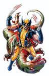 Wolverine (La Mole Artbook) by AxelMedellin