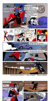 TLIID 224. Total Collapse of the Bat, by Harley Q. by AxelMedellin