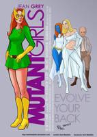 TLIID 339. X-Girls in Mean Girls by AxelMedellin