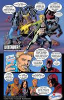 TLIID 357. Defenders' Hostess ad by AxelMedellin