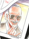 TLIID 418. Stan Lee by AxelMedellin