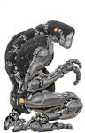 Robot 01 by AxelMedellin