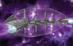 Spaceship 1 by AxelMedellin