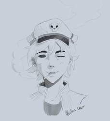 Sea Captain 2D by DeadskullBroscircus