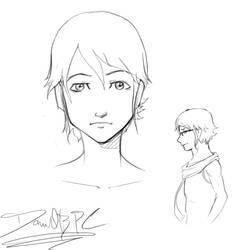 Random doodle by Ikarus2