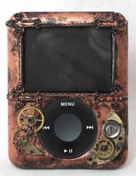 Gentleman's Audio Device by Reverend-Spooky