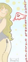 Lucas's Portable Girlfriend? by hinoraito