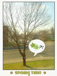 Spring Tree by hinoraito