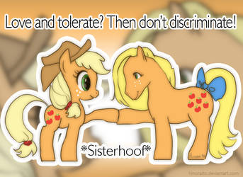 Sisterhoof - Stop discrimation by hinoraito