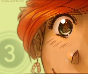 Kimberly close up - Vol 3, page 13 by hinoraito