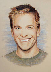 Michael Weatherly by L3xil3in