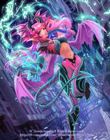 Succubus of Jealousy from Cardfight!! Vanguard by HiroUsuda