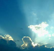 Heaven Sky by InthenamePhotography