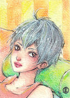 Aceo #5 by Isellamu