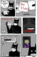 Batman Comic: Clarence Carter by ParaAbduction51