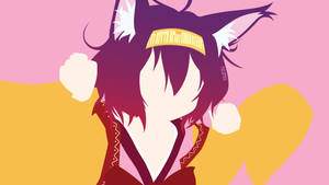 Izuna from No Game No Life | Minimalist by matsumayu