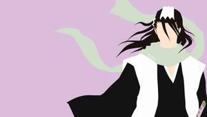 Kuchiki Byakuya from Bleach | Minimalist by matsumayu