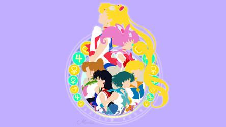 Bishoujo Senshi Sailor Moon by matsumayu