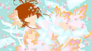 Sakura Kinomoto from Card Captor Sakura Clear by matsumayu