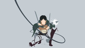 Eren Yeager from Attack on Titan by matsumayu