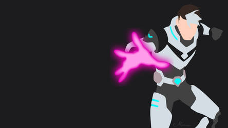 Shiro from Voltron: Legendary Defender by matsumayu