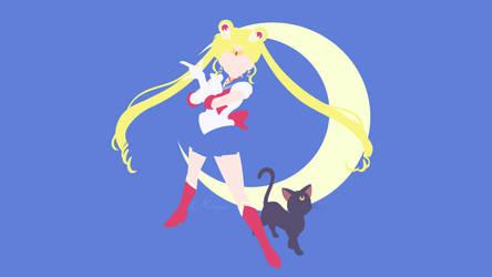 Sailor Moon from Bishoujo Senshi Sailor Moon by matsumayu