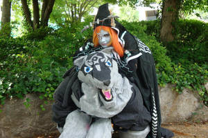 Midna and her Puppy by kwills84