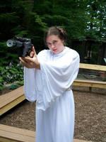 Princess Leia, classic by kwills84