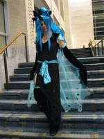 Chrysalis cosplay by kwills84