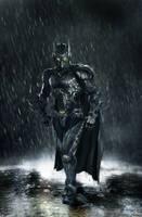 The Bio Batman by Lee99