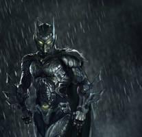 Bio Bat-Close up by Lee99